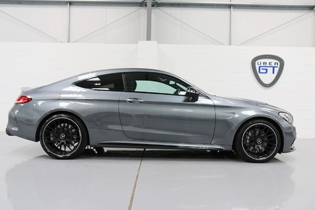 Mercedes-Benz C Class AMG C 63 Premium with Forged Alloys, AMG Exhaust and More