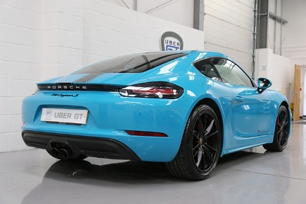 Porsche 718 Cayman S PDK with a Great Spec and Special Colour 5