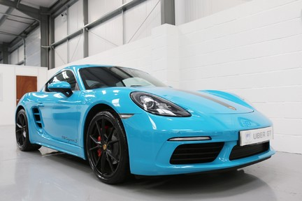 Porsche 718 Cayman S PDK with a Great Spec and Special Colour 2