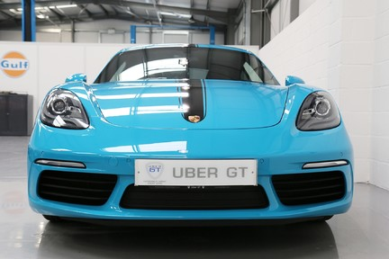 Porsche 718 Cayman S PDK with a Great Spec and Special Colour 9