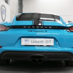 Porsche 718 Cayman S PDK with a Great Spec and Special Colour 3