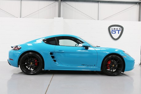 Porsche 718 Cayman S PDK with a Great Spec and Special Colour