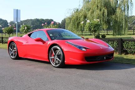 Ferrari 458 Italia DCT - One Of The Very Best 31