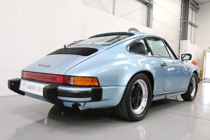 Porsche 911 SC Coupe - Wonderful Classic with Character 5