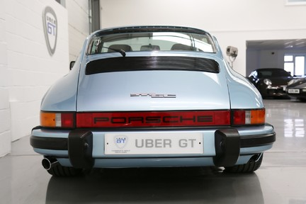 Porsche 911 SC Coupe - Wonderful Classic with Character 7