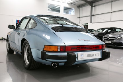 Porsche 911 SC Coupe - Wonderful Classic with Character 3