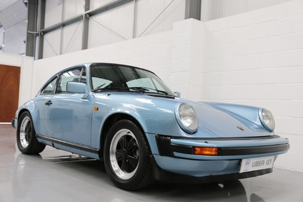 Porsche 911 SC Coupe - Wonderful Classic with Character 2