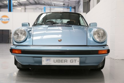 Porsche 911 SC Coupe - Wonderful Classic with Character 9