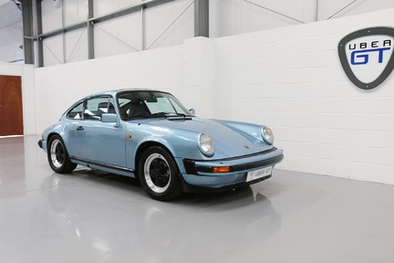Porsche 911 SC Coupe - Wonderful Classic with Character 40