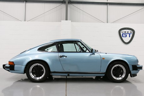 Porsche 911 SC Coupe - Wonderful Classic with Character