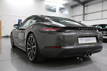 Porsche 718 Cayman S PDK with an Ultimate Specification 3
