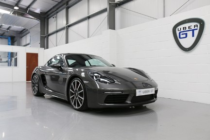 Porsche 718 Cayman S PDK with an Ultimate Specification 11