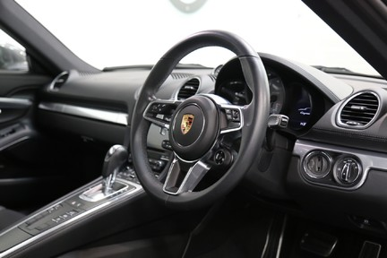 Porsche 718 Cayman S PDK with an Ultimate Specification 6