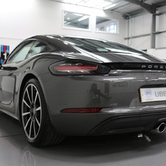 Porsche 718 Cayman S PDK with an Ultimate Specification 1