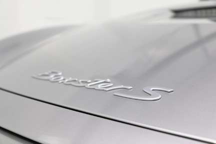 Porsche Boxster 24V S Manual in Wonderful Condition 19