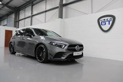 Mercedes-Benz A Class AMG A 35 4Matic Premium Plus 5
