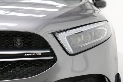 Mercedes-Benz A Class AMG A 35 4Matic Premium Plus 12