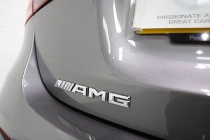 Mercedes-Benz A Class AMG A 35 4Matic Premium Plus 22