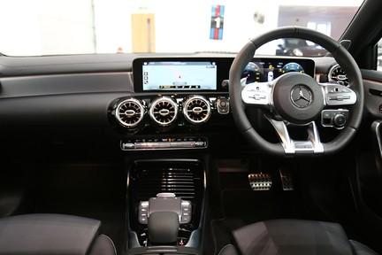 Mercedes-Benz A Class AMG A 35 4Matic Premium Plus 31