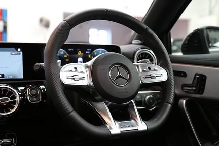 Mercedes-Benz A Class AMG A 35 4Matic Premium Plus 32