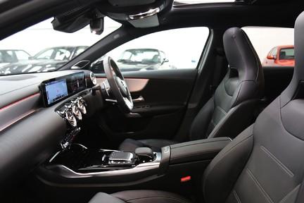 Mercedes-Benz A Class AMG A 35 4Matic Premium Plus 19