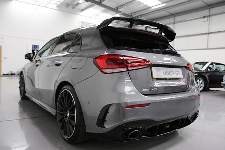Mercedes-Benz A Class AMG A 35 4Matic Premium Plus Specification