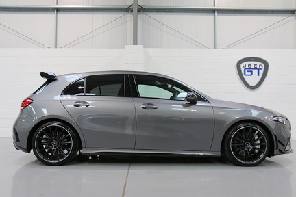 Mercedes-Benz A Class AMG A 35 4Matic Premium Plus 1
