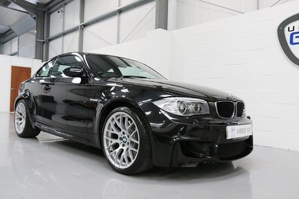 BMW 1 Series M Coupe - Huge Specification and FBMWSH 2