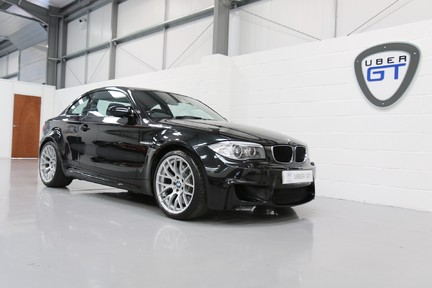 BMW 1 Series M Coupe - Huge Specification and FBMWSH 13