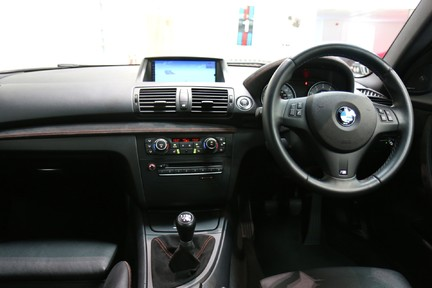 BMW 1 Series M Coupe - Huge Specification and FBMWSH 39