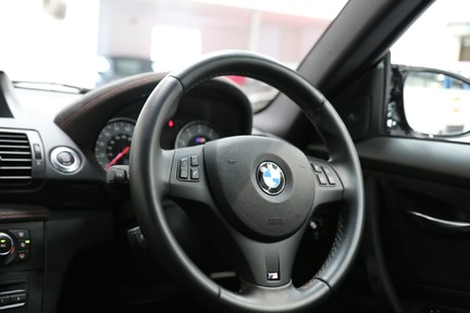 BMW 1 Series M Coupe - Huge Specification and FBMWSH 36