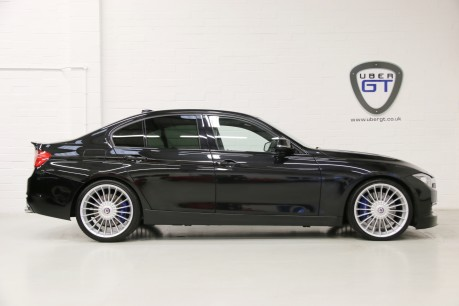 BMW Alpina D3 Bi-Turbo with an Individual Interior and Ultimate Spec, HUD, LSD and Sunroof