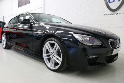 BMW 6 Series 640D M Sport Gran Coupe Now Sold Similar Required 2