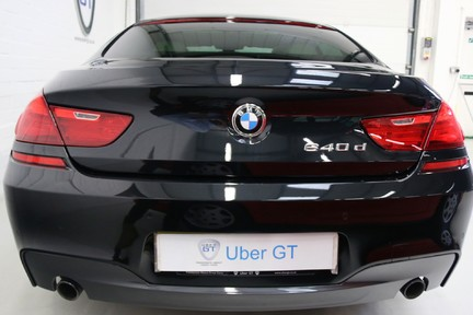 BMW 6 Series 640D M Sport Gran Coupe Now Sold Similar Required 7
