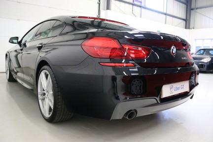 BMW 6 Series 640D M Sport Gran Coupe Now Sold Similar Required 3