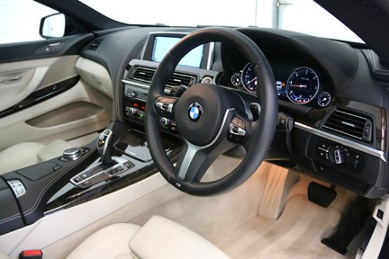 BMW 6 Series 640D M Sport Gran Coupe Now Sold Similar Required 6