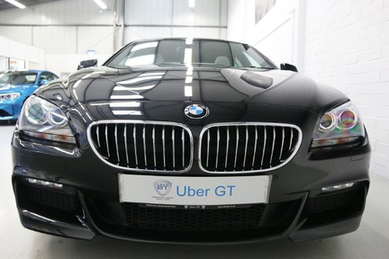 BMW 6 Series 640D M Sport Gran Coupe Now Sold Similar Required 9