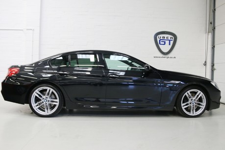 BMW 6 Series 640D M Sport Gran Coupe Now Sold Similar Required Specification