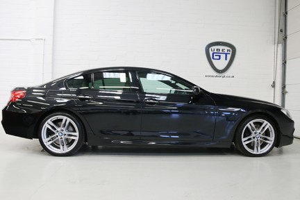 BMW 6 Series 640D M Sport Gran Coupe Now Sold Similar Required 1