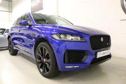 Jaguar F-Pace V6 S AWD with a Huge Spec and 1 Owner 2