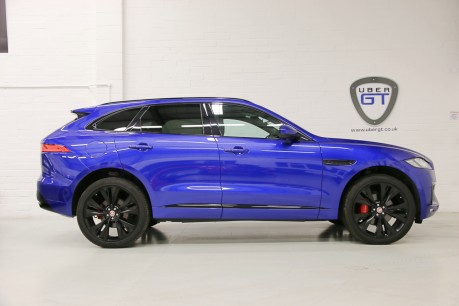 Jaguar F-Pace V6 S AWD with a Huge Spec and 1 Owner Video
