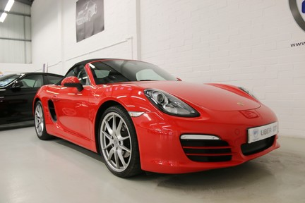 Porsche Boxster Now Sold Similar Required 25