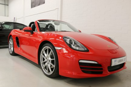 Porsche Boxster Now Sold Similar Required 2