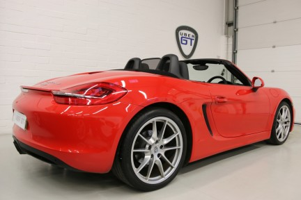 Porsche Boxster Now Sold Similar Required 5