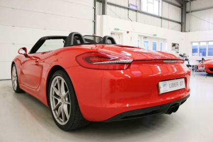 Porsche Boxster Now Sold Similar Required 3