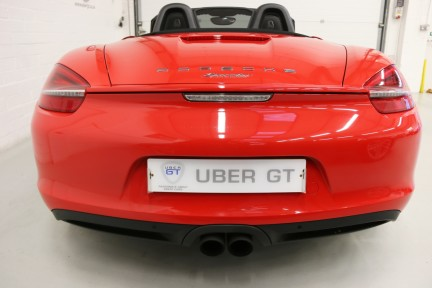 Porsche Boxster Now Sold Similar Required 7