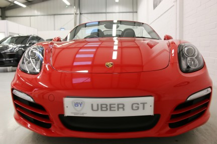 Porsche Boxster Now Sold Similar Required 9