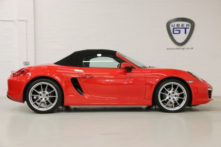 Porsche Boxster Now Sold Similar Required 24