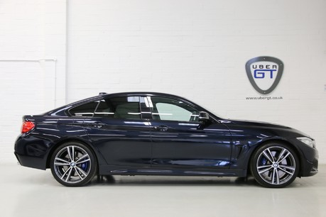 BMW 4 Series 435I M Sport Gran Coupe with an Ultimate Spec and Service Pack