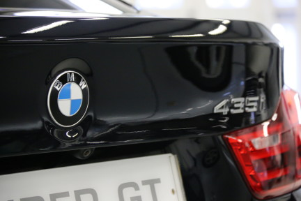 BMW 4 Series 435I M Sport Gran Coupe with an Ultimate Spec and Service Pack 10